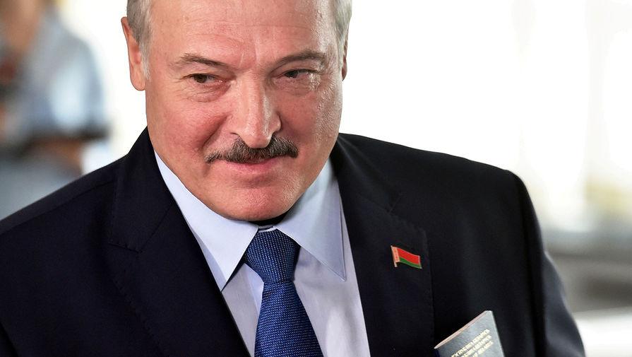 Лукашенко не нашел причин для переноса ЧМ-2021 из Минска