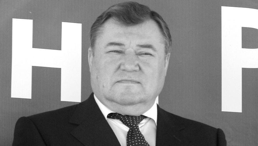 Скончался экс-губернатор Орловской области Александр Козлов