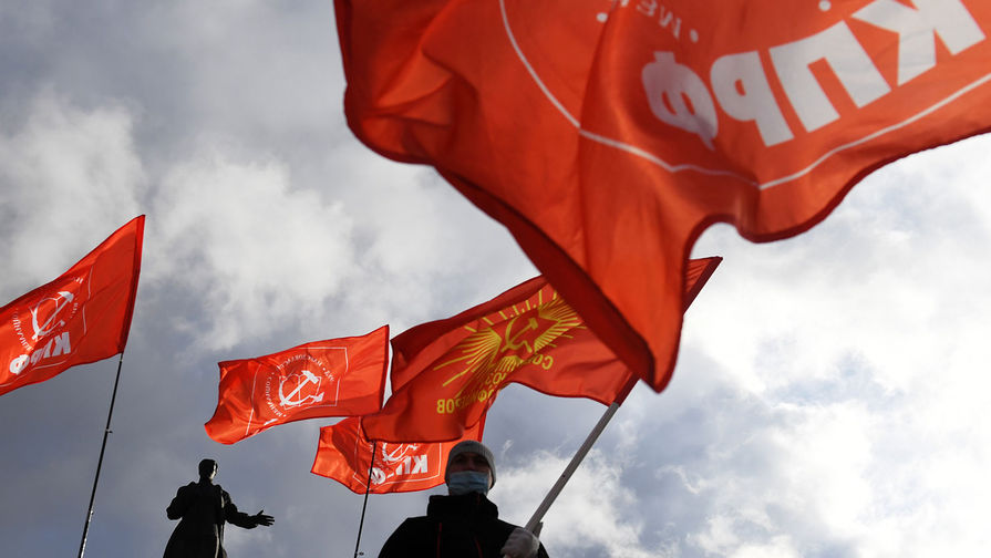 Зюганов заявил, что Грудинина не убирают из федеральной части списка КПРФ