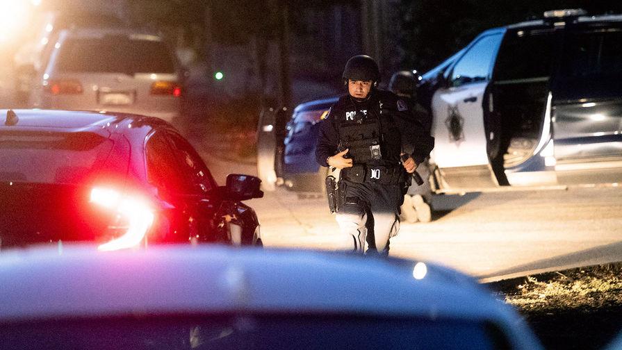 Взрыв произошел в церкви в Калифорнии