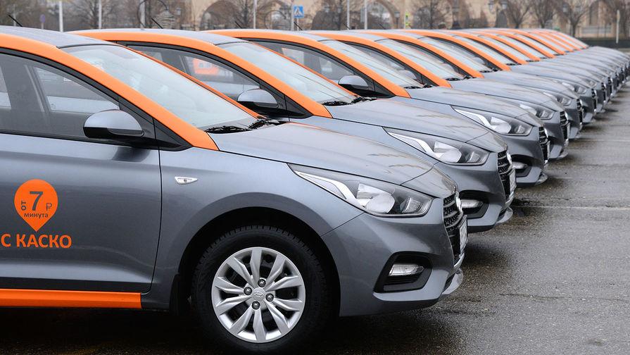 В Москве из каршеринговой машины украли руль