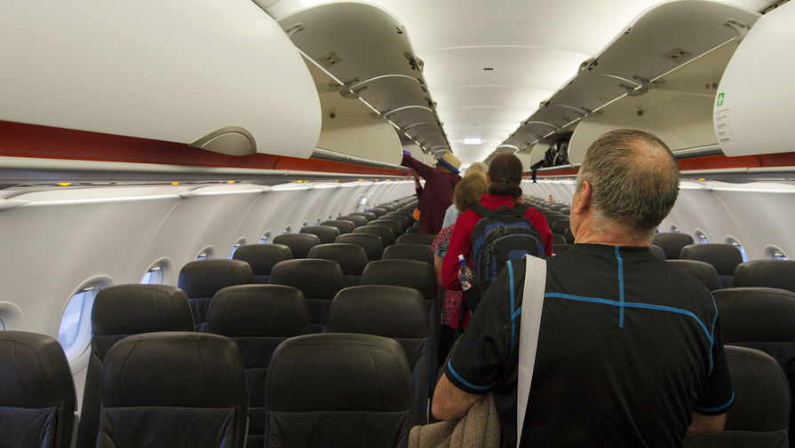 В летевшем из Южно-Сахалинска в Новосибирск самолете скончался пассажир