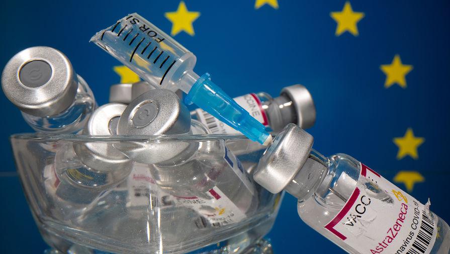 Европейские ученые доказали связь между образованием тромбозов и вакциной AstraZeneca
