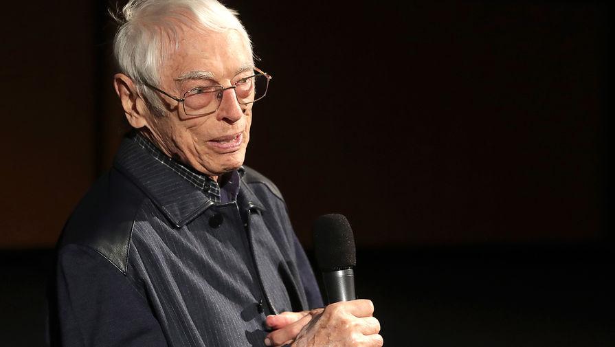 95-летний композитор Зацепин рассказал о перенесенном коронавирусе