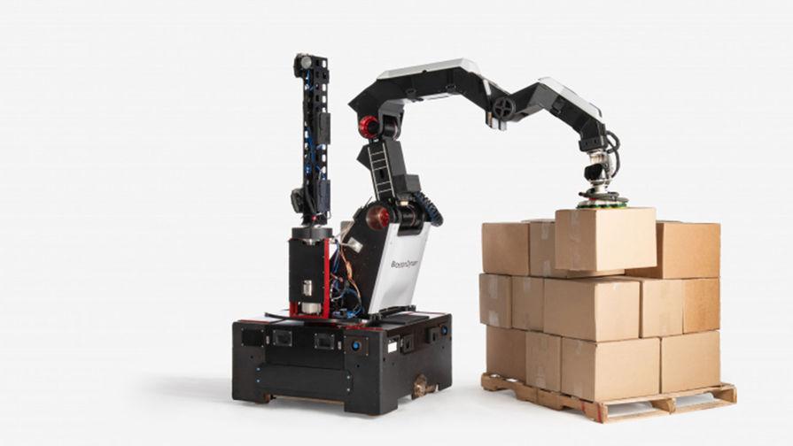 Нового робота-грузчика Boston Dynamics хочет протестировать 'Почта России'