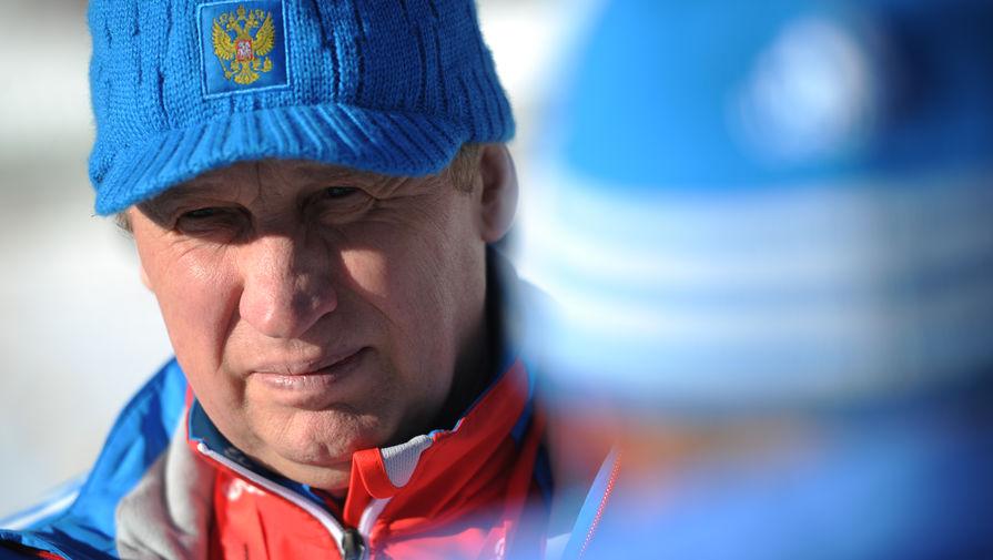 Тренер оценил состав сборной России по биатлону на чемпионат мира
