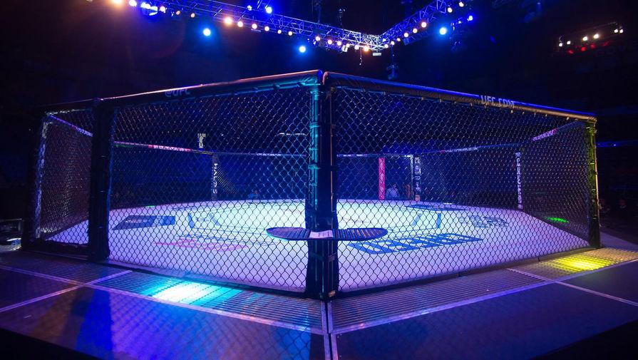 Боец MMA Куниев защитил титул чемпиона Eagle FC в тяжелом весе