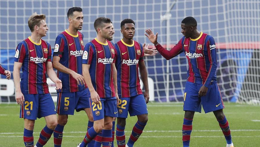 Не игравший с ноября Пике сможет помочь 'Барселоне' в матче с 'ПСЖ'