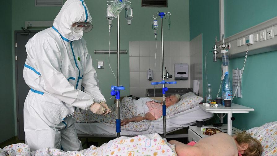 В Москве коронавирус выявили еще у 1 757 человек