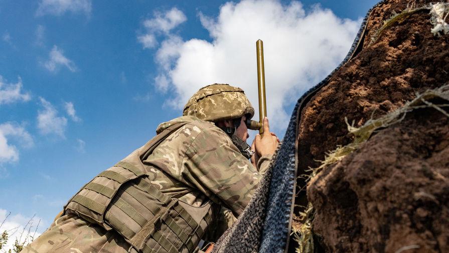 На Украине признали стрельбу куда попало в Донбассе