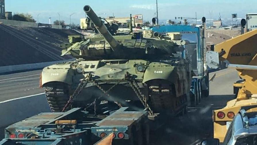 СМИ: военные США получили украинские танки для обучения