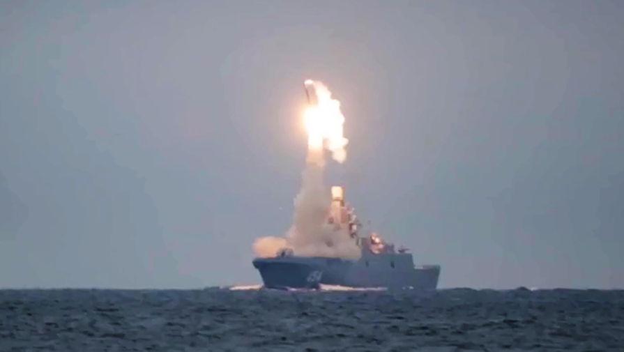 Тихоокеанский флот пополнится шестью корветами с 'Цирконами'