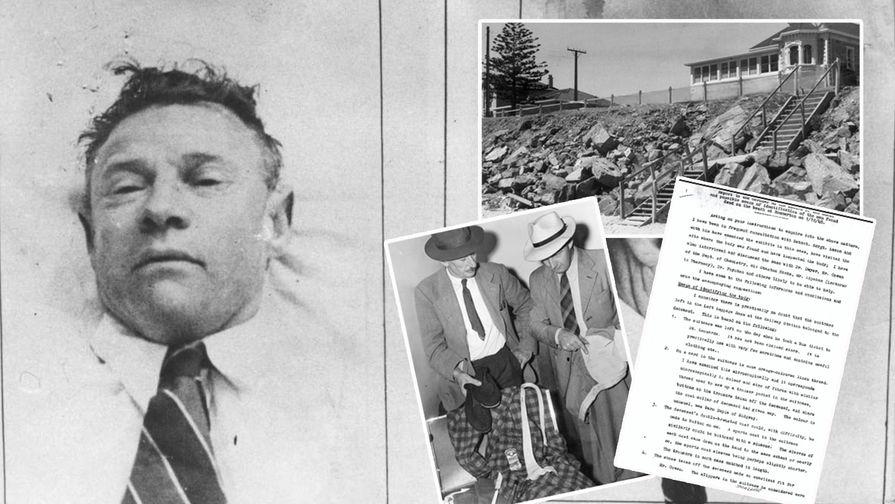 Власти Австралии согласились на эксгумацию загадочного Сомертонского человека