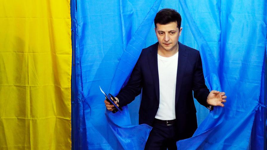 Зеленский попросил Крым и Донбасс 'быть с Украиной'