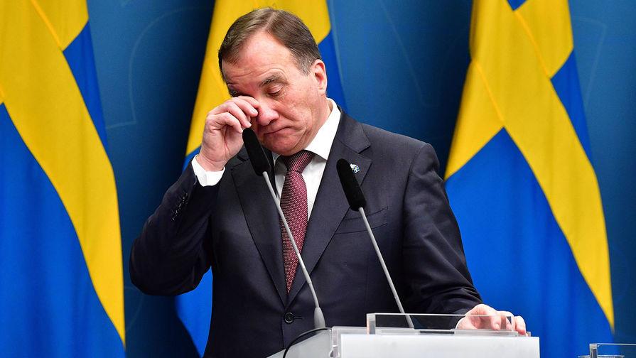 Премьер Швеции осудил высылку европейских дипломатов из РФ