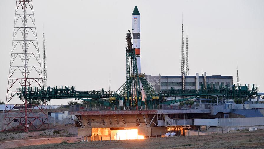 Запуск 'Союза-2.1а' с 38 спутниками на борту перенесен на резервный день