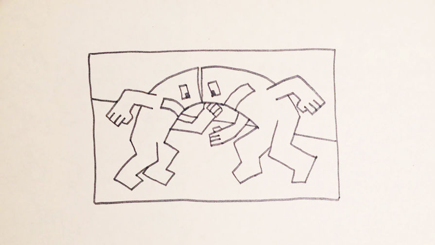Группа 'Кино' представила клип 'Это не любовь' с рисунками Цоя