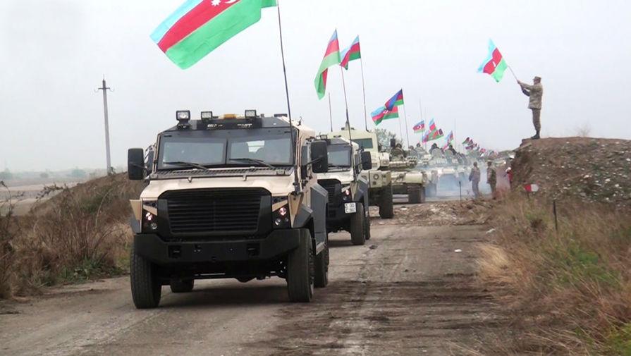 Азербайджан обнаружил тела своих 334 военнослужащих в Карабахе