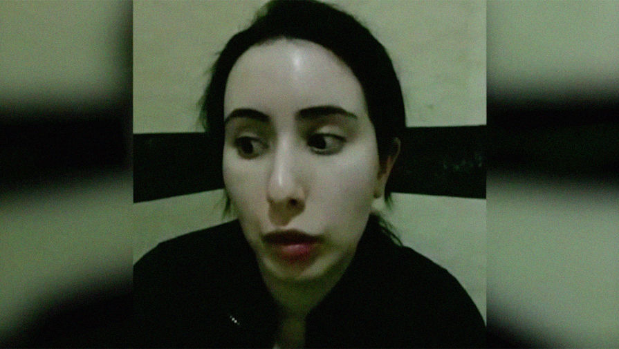 CМИ: принцесса Латифа находится в тюрьме