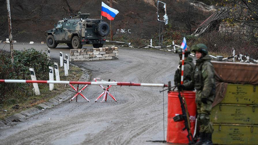 Более 850 беженцев вернулись в Нагорный Карабах
