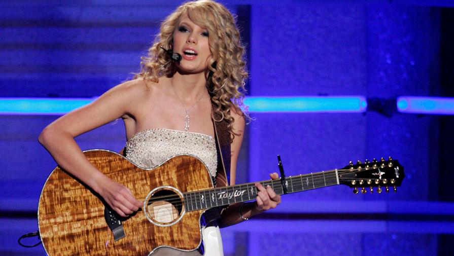 Тейлор Свифт в пятый раз побила рекорд продаж альбома в США
