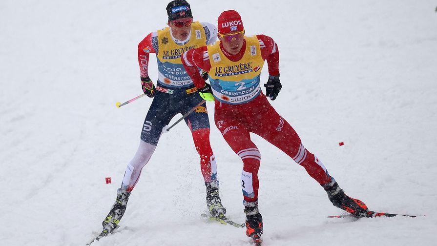 Тренер сборной России по лыжам подвел итоги мужской эстафеты на ЧМ-2021