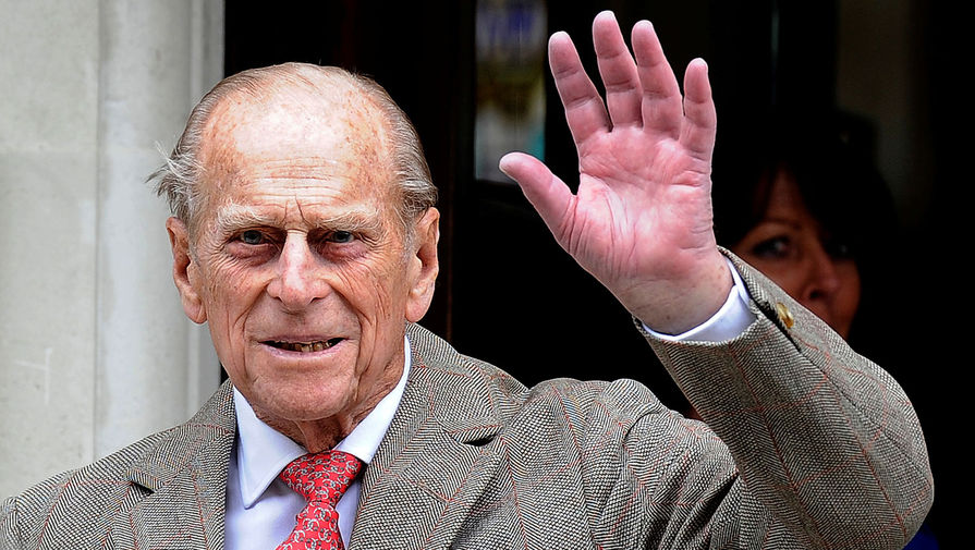Британская королевская семья в день похорон Филиппа опубликовала видео в память о нем