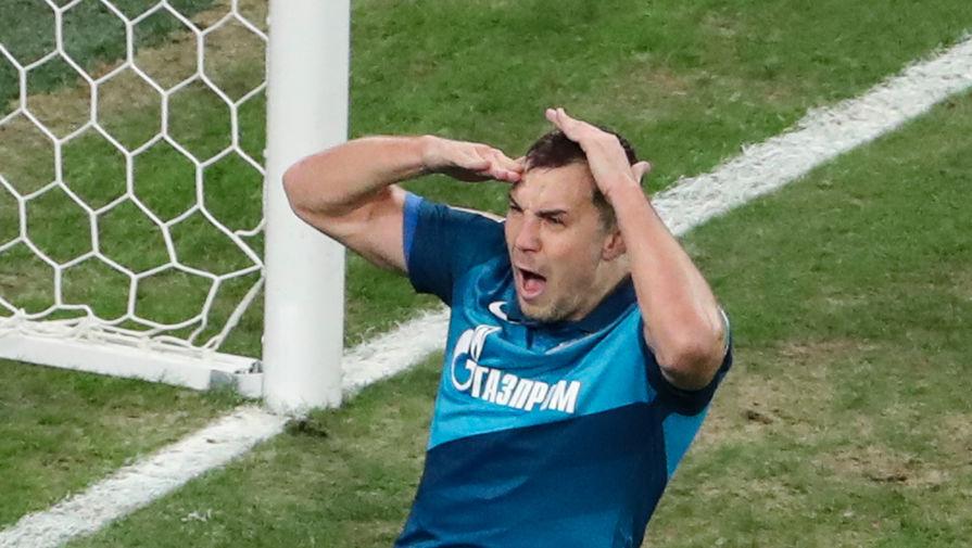 Дзюба поделился ожиданиями от матча 'Зенит' - 'Спартак'