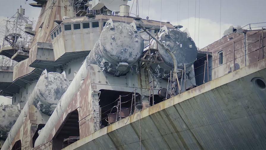 Киев продаст крейсер 'Украина'