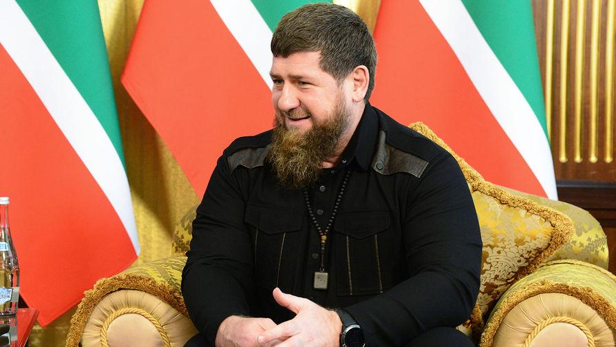 Кадыров распустил министерство по делам молодежи