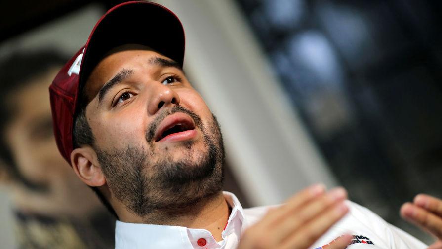 Сын Мадуро привился 'Спутником V'