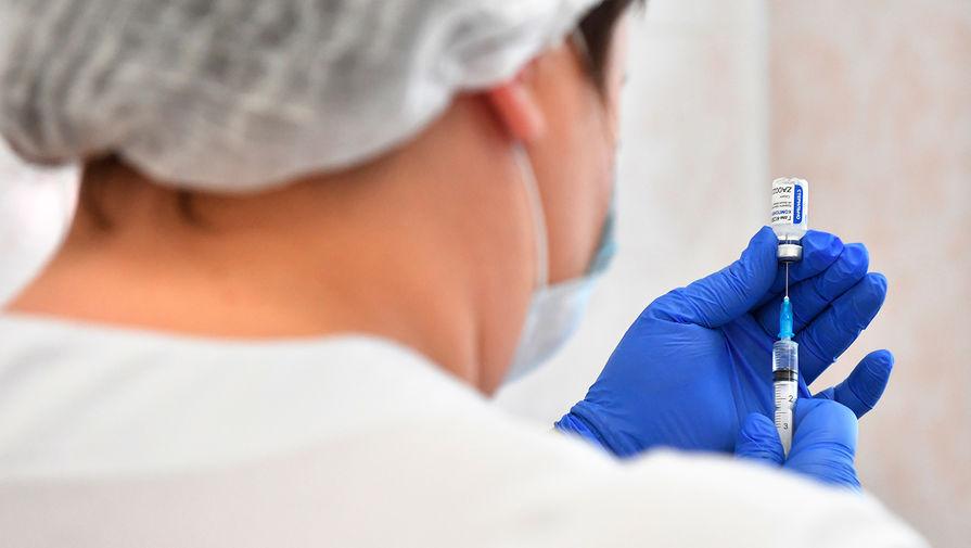 В Турции началась вакцинация населения от коронавируса