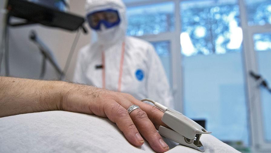 В России выявлен еще 26 301 новый случай коронавируса