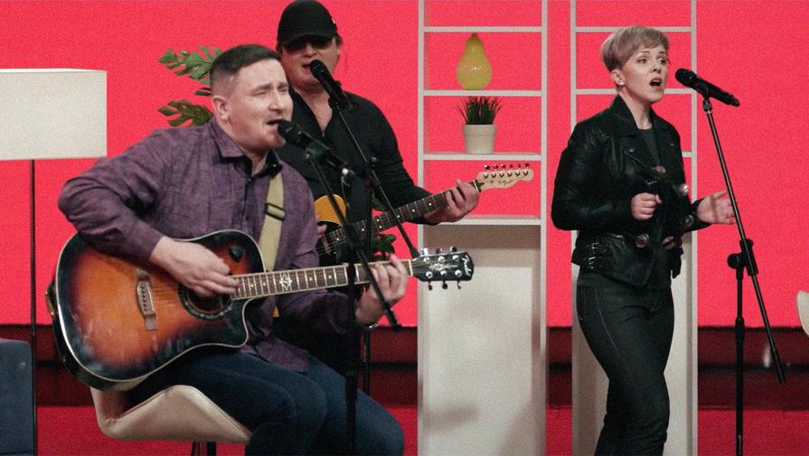 Белорусы ведут с 'Евровидением' переговоры о не допущенной до конкурса песне