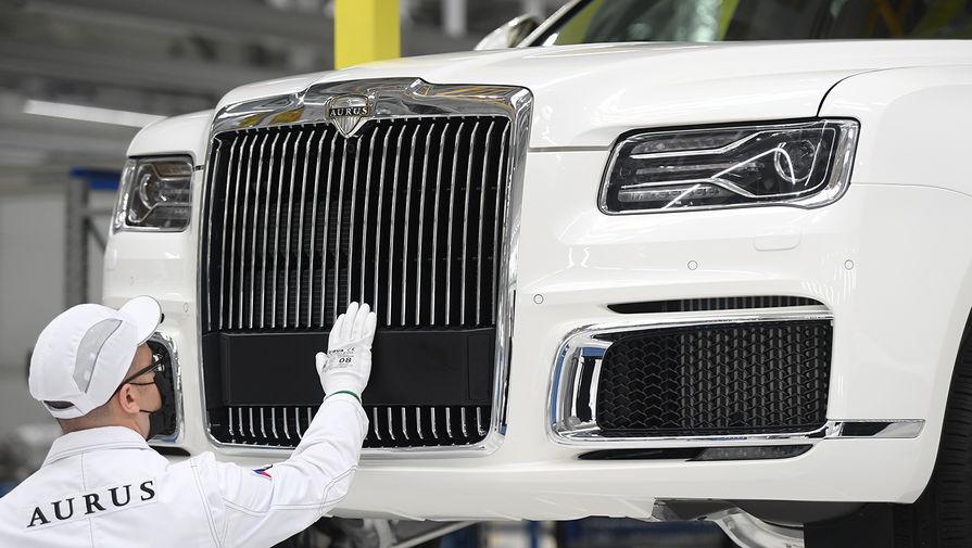 Мантуров анонсировал создание электромобиля Aurus