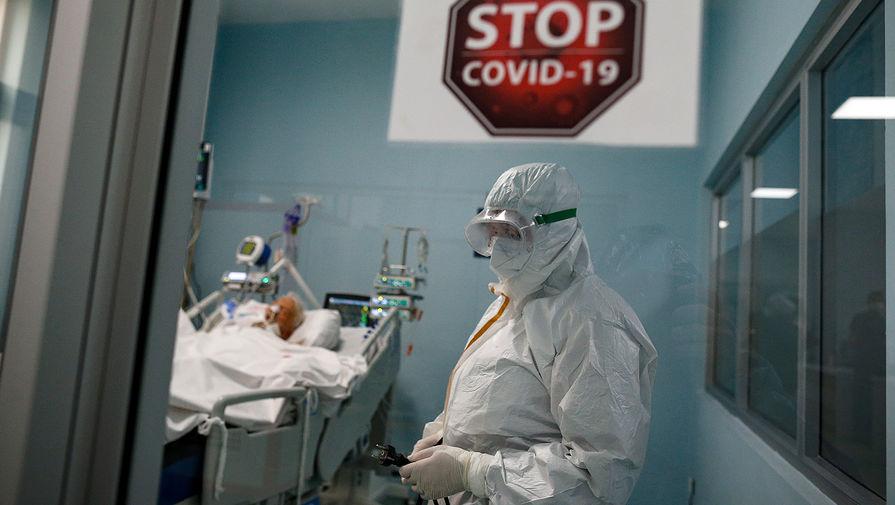 В Москве выявили еще 2032 случая заражения COVID-19