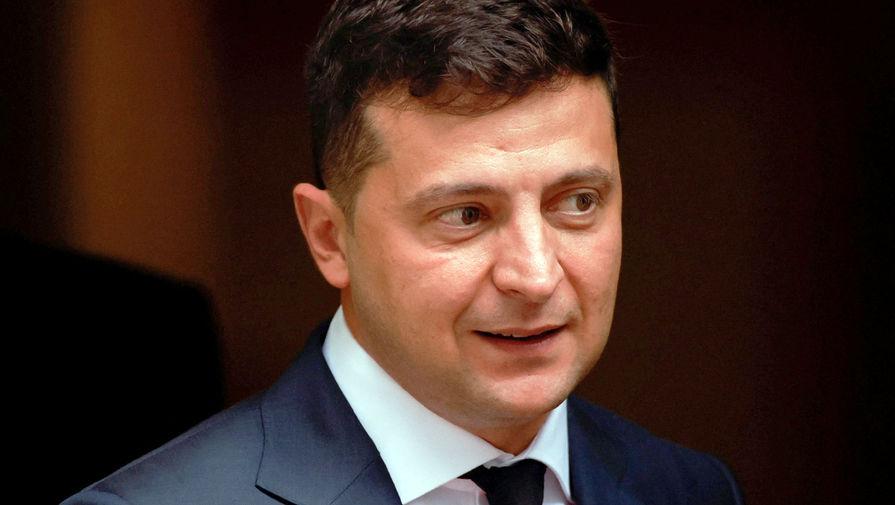 Зеленский предложил создать национальное сопротивление на Украине