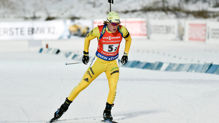 Биатлонист Самуэльссон похвалил российских журналистов