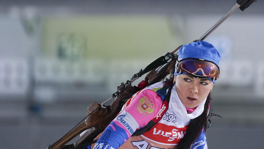 Стал известен состав женской биатлонной сборной России на январские гонки