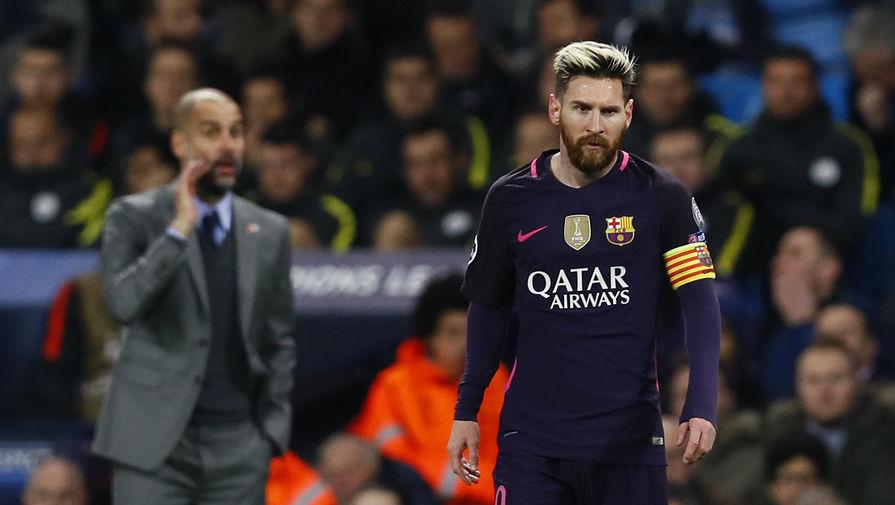 'Манчестер Сити' может опередить 'ПСЖ' в борьбе за Месси