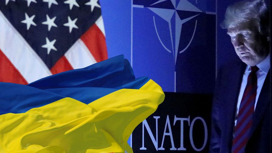 Украина намерена стать членом НАТО до 2030 года