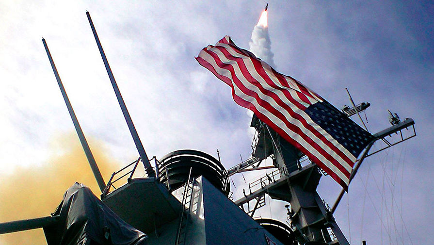 Испытания противоракет SM-6 в США завершились неудачей