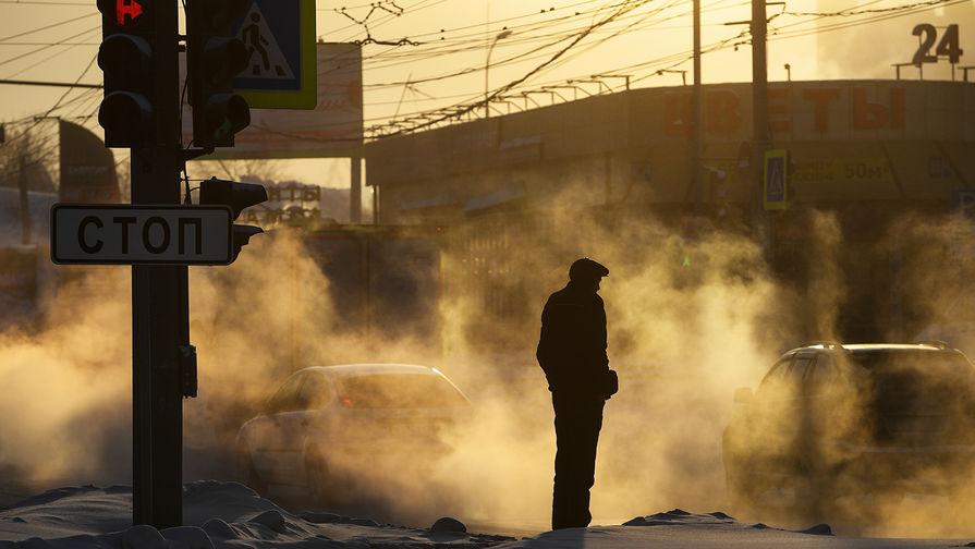 Москвичей ожидают солнечные дни и легкий мороз