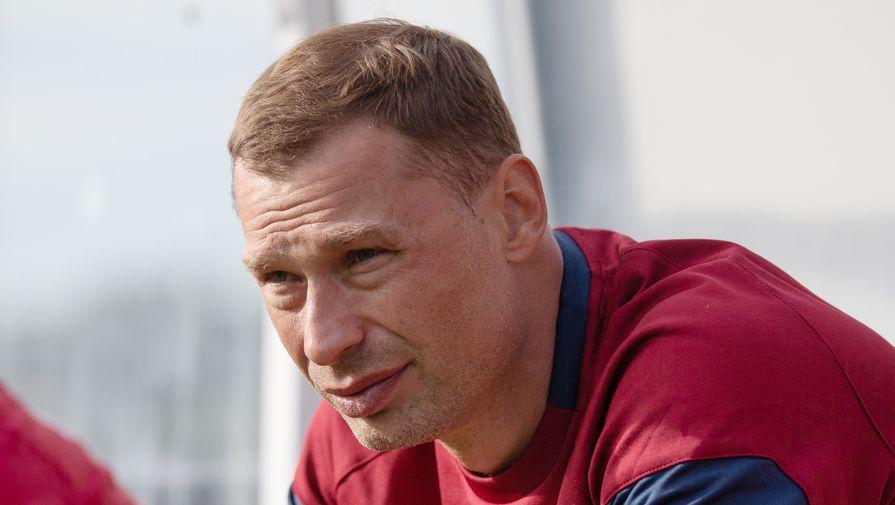 Слуцкий: рад, что у Березуцкого появилась возможность проявить свои качества в ЦСКА