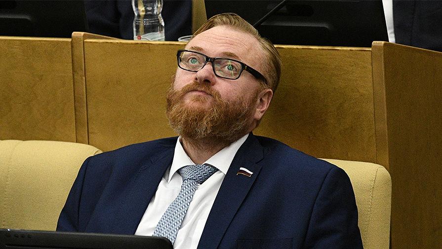 Милонов предложил провести в Минске альтернативный чемпионат мира