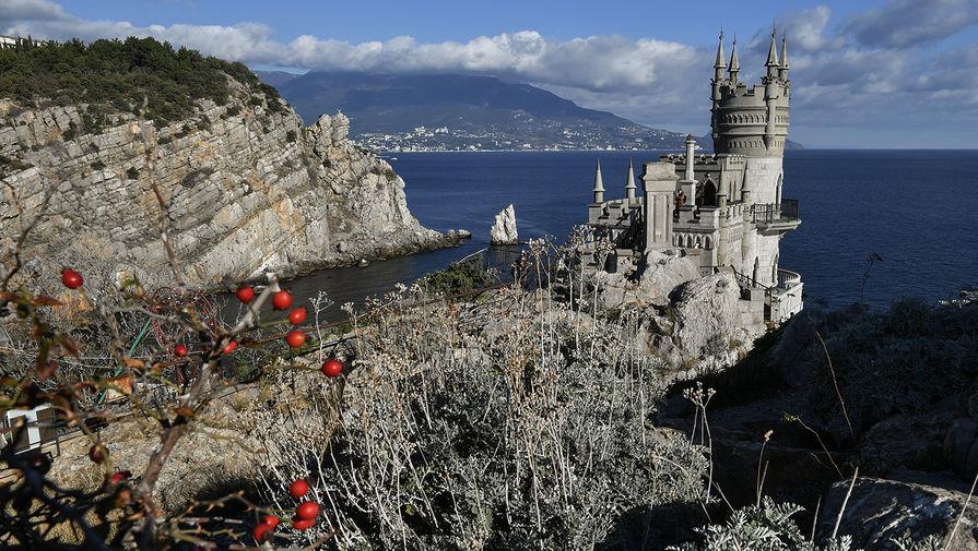 В Крыму ожидают до 500 тысяч отдыхающих в новогодние праздники