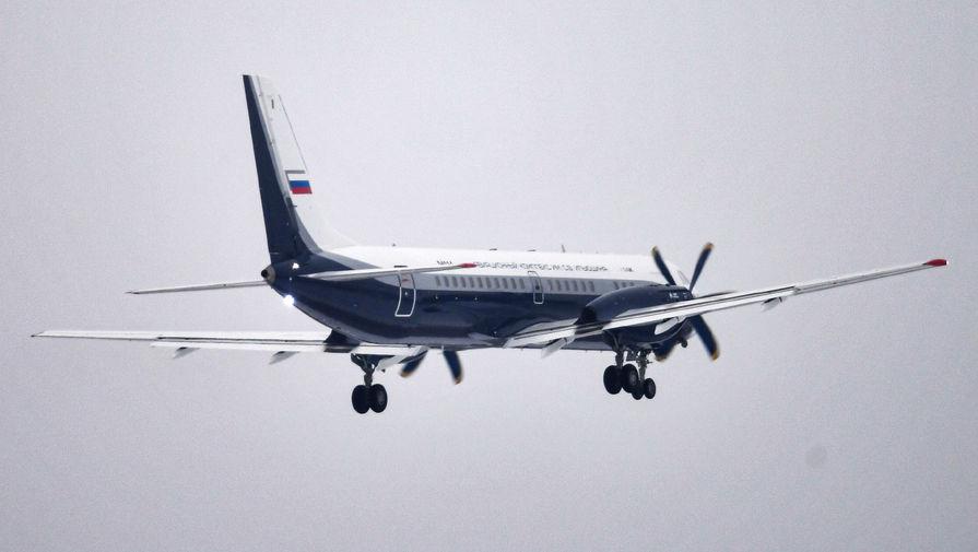 Россия прекращает авиасообщение с Британией из-за мутации COVID-19