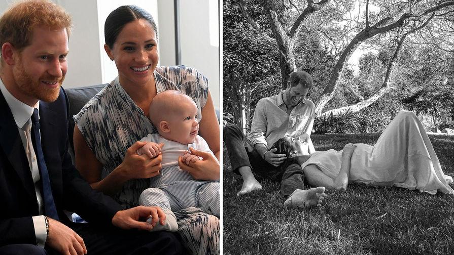 Принц Гарри и Меган Маркл получат награду в £500 за решение не заводить более двух детей