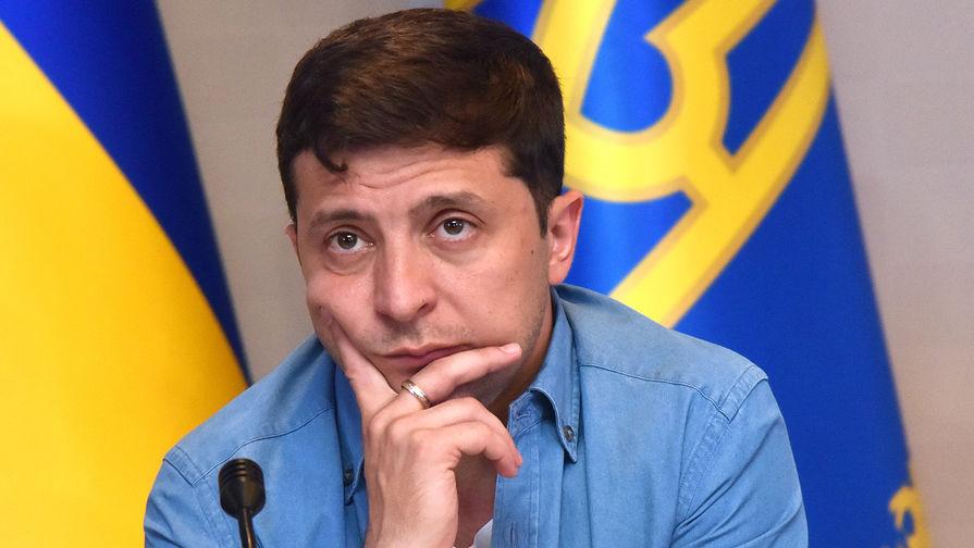 Оппозиция Украины начала сбор подписей за импичмент Зеленскому