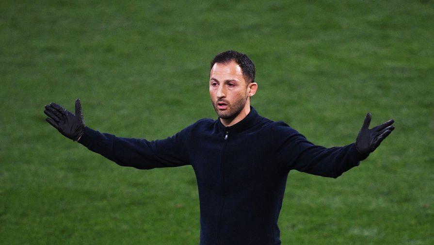 Тренер вратарей 'Сочи' обвинил главного тренера 'Спартака' во лжи